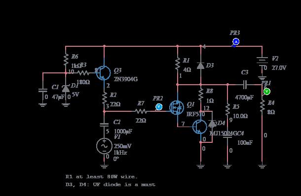Public Circuits Multisim Live