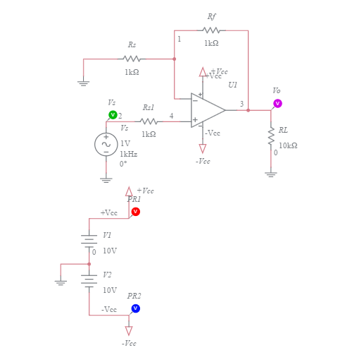 day 6-2 noninverting amplifier