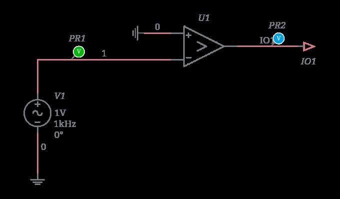 copy of resistor diode clamp bjt inverting zero crossing detector multisim live. Black Bedroom Furniture Sets. Home Design Ideas