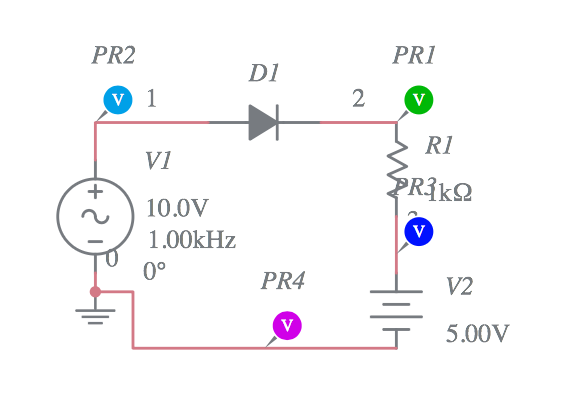 reverse recovery time  trr  of a diode